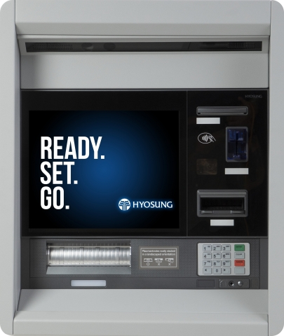 The addition of the MX8300 models completes Hyosung's family of ATM cash recyclers, providing a powerful branch transformation solution for financial institutions. (Photo: Business Wire)