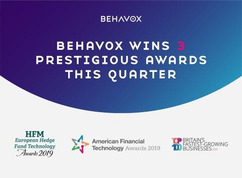 Behavox 2019 Awards Momentum Continues