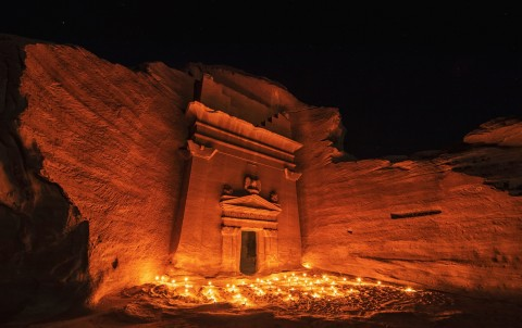 Dadan Kingdom (Photo : AETOSWire)