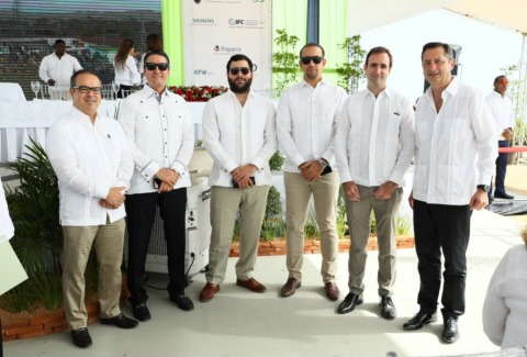 GAM Capital acquires an equity stake in Parques Eólicos del Caribe (PECASA) (Photo: Business Wire)