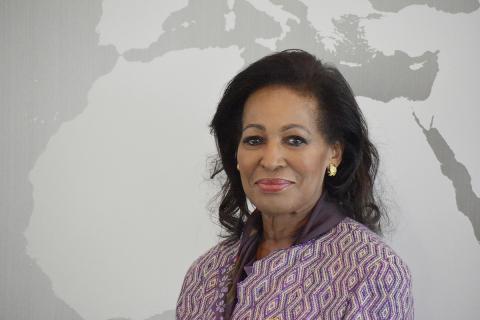 United Way désigne Dr Juliette Tuakli à la tête de son Conseil d'administration mondial (Photo : United Way Worldwide)
