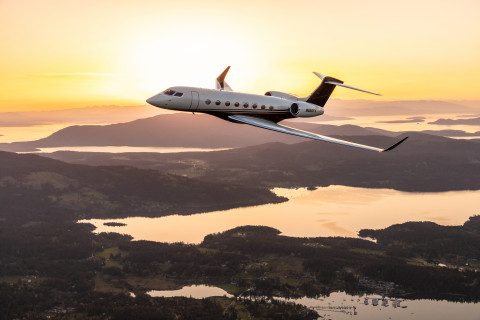 The Gulfstream G650 is part of Red Label by Flexjet, which features flight crews dedicated to a single, specific aircraft, the youngest fleet in the industry and artisan aircraft interiors. (Photo: Business Wire)