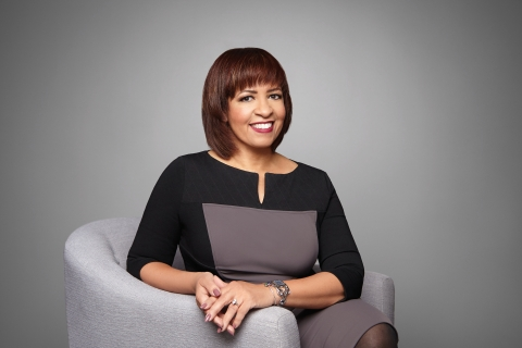 Sheryl Adkins Green, CMO at Mary Kay and Creative & Inspiration Officer for the Mary Kay Global Design Studio. (Photo: Mary Kay Inc.)