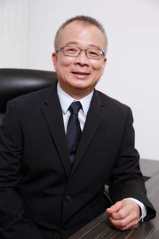 William Sim (Photo: Business Wire)