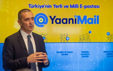 Turkcell today launched Turkey's email provider YaaniMail. (Photo: Business Wire)