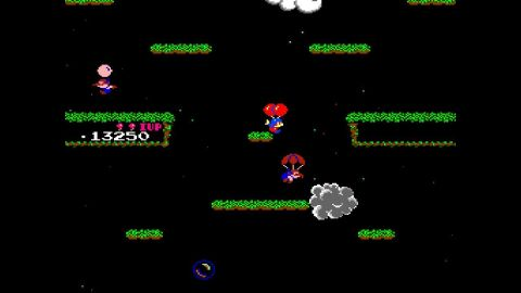 Arcade Archives VS. BALLOON FIGHT will be available on Dec. 27 (Photo: Business Wire)