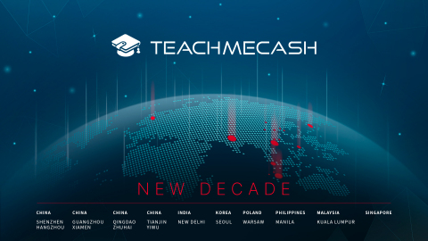 TeachMeCash's plans regarding opening new offices in the near future. Your region may be next! (Graphic: Business Wire)
