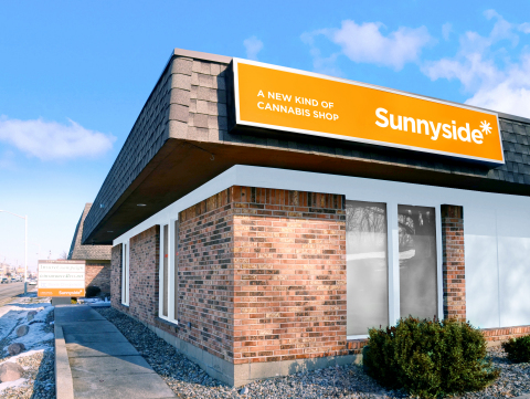 Cresco Labs Sunnyside* Dispensary in Champaign, Illinois will open at 6AM on January 1 for adult-use customers along with locations in Chicago, Rockford and Elmwood Park. (Photo: Business Wire)