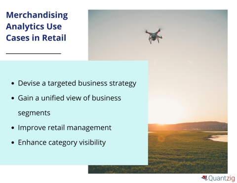 Merchandising Analytics Use Cases in Retail (Graphic: Business Wire)