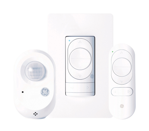 GE Lighting is launching industry-first innovations with the new C by GE Hubless Three-Wire Smart Switch and two Hubless Dimmer models. (Photo: GE)