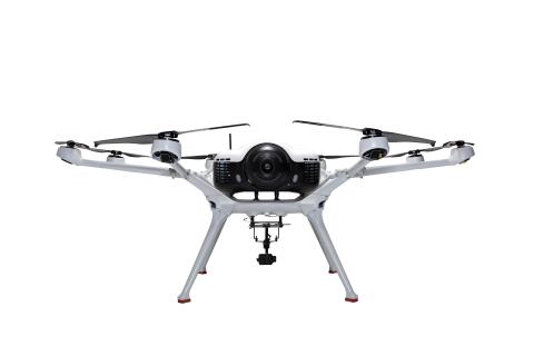 Doosan DS30 Drone (Photo: Business Wire)