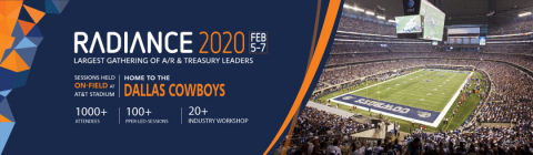HighRadius to Kick off 7th Annual Radiance Order-to-Cash & Treasury Transformation UnConference at the Home of the Dallas Cowboys (Photo: Business Wire)