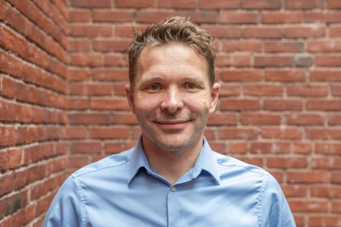 Bart Heilbron is CEO and co-founder of BlueConic (Photo: Business Wire)
