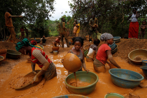MFM Ivory Cost Gold Miners (Photo: Business Wire)