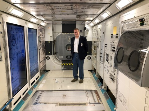 Blood clot expert Stephan Moll, MD, professor of medicine in the UNC School of Medicine, consulted with NASA on how to treat a U.S. astronaut's deep vein thrombosis during a mission on the International Space Station. (Photo: Business Wire)