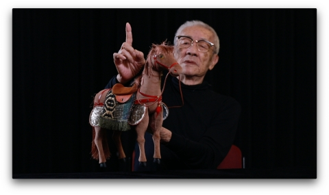 Taiwanese Puppetry Master Chen Hsi-Huang Brings Puppets into Life (Photo: Business Wire)
