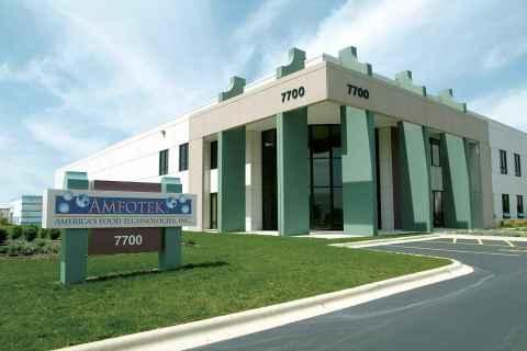 AMFOTEK Headquarters in Tinley Park, IL (Photo: Business Wire)