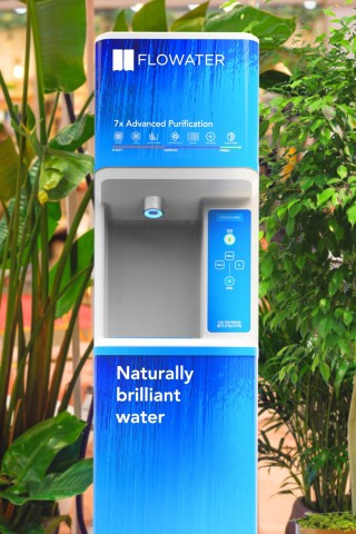 FloWater Refill Station (Photo: Business Wire)