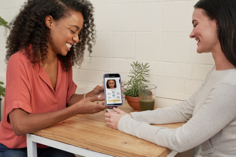 The NEUTROGENA Skin360 app is now tool-less; a virtual AI powered skin health coach with behavioral training helps users create and stick with a skincare routine that's right for them. (Photo: Business Wire)