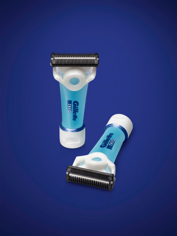 Gillette TREO is the world's first razor specifically designed for caregivers and their loved ones. Now caregivers can confidently shave their loved ones anywhere, even away from the sink. (Photo: Business Wire)