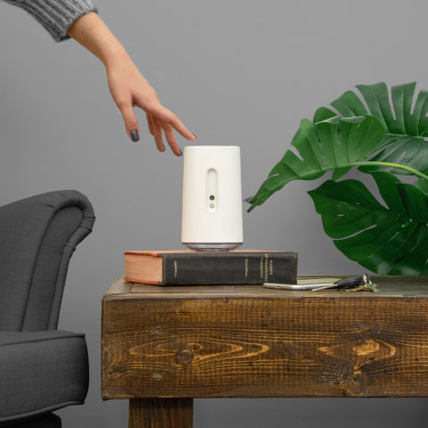 AIRIA is the cutting-edge connected home fragrance system that allows you to enjoy sophisticated, consistent scent through smart delivery. (Photo: Business Wire)