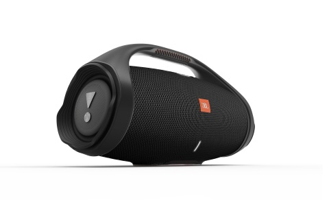 The JBL® Boombox 2 Brings Massive Sound, All Day Long (Photo: Business Wire)