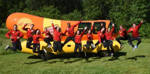 2019 Hotdoggers (Photo: Business Wire)