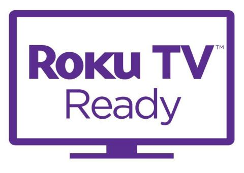 Roku TV Ready Badge (Graphic: Business Wire)