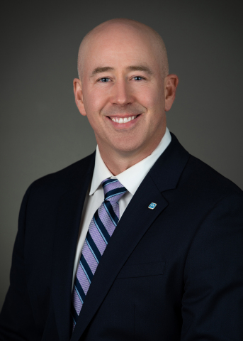 Chancey Hagerty, current PPG vice president, global industrial coatings, will become vice president, global automotive refinish coatings. (Photo: Business Wire)