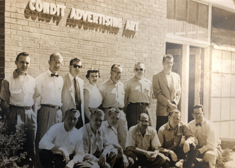 Condit Exhibits, founded as Condit Advertising Art in 1945 (Photo: Business Wire)