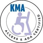 Kiosk Manufacturer Association (KMA) at NRF 2020 Showing Accessible Kiosks