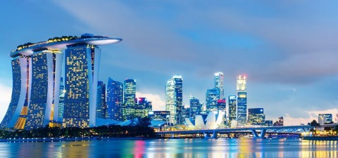 Cooley further expands its global presence with the launch of an office in Singapore. It is the firm's 16th location worldwide, following openings in Brussels and Hong Kong last year. (Photo: Business Wire)