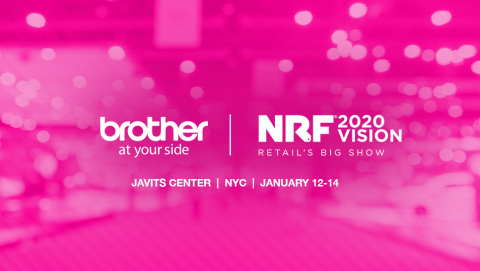 Brother Mobile Solutions (BMS) along with Brother Business Machines Group (BMG) will be at NRF booth #1017 to demonstrate printing and labeling solutions, POS applications and new alliance partnerships