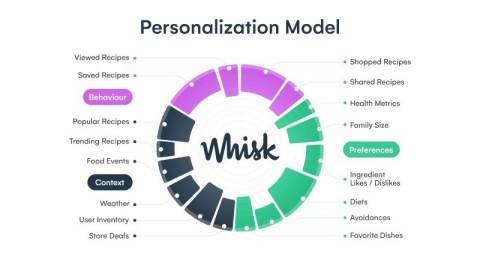 Recommendation model (Graphic: Business Wire)