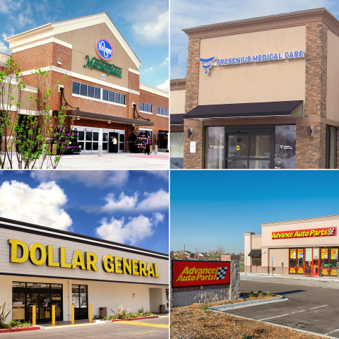 ExchangeRight's Net-Leased Portfolio 12 DST Offering (Photo: Business Wire)