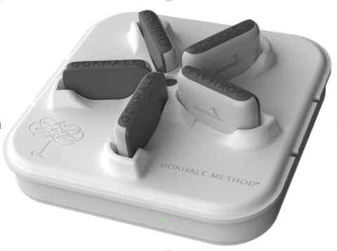 The Gokhale Method SpineTracker (Photo: Business Wire)