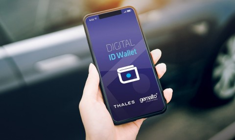 Thales Gemalto Digital ID Wallet (Photo: Thales)