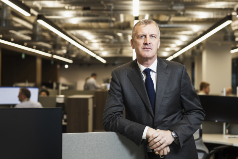 CDB Aviation has named Patrick Hannigan its new Chief Executive Officer, with the goal of furthering the lessor's growth momentum. (Photo: Business Wire)
