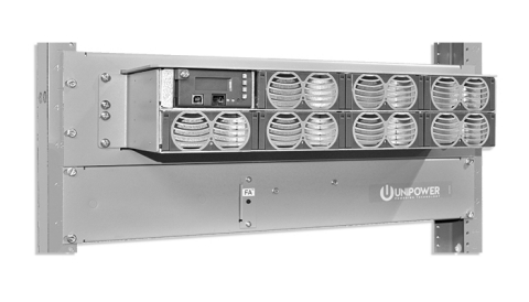 UNIPOWER Introduces First-Of-Its-Kind 400-AMP DC Power Retrofit System (Photo: Business Wire)