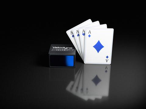 Velabit™, Velodyne Lidar's smallest sensor, brings new levels of versatility and affordability to 3D ...