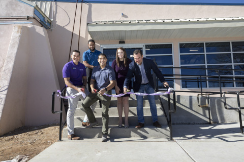 A Small Business Boost program loan from Community 1st Bank Las Vegas and FHLB Dallas facilitated in the opening of an Anytime Fitness location in Las Vegas, New Mexico. (Photo: Business Wire)
