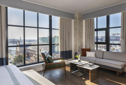 Thompson Washington D.C. Junior Suite (Photo: Business Wire)