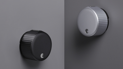 August Wi-Fi Smart Lock (Photo: Business Wire)
