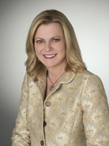 DXCテクノロジーのカーラ・クリストファーソン最高リスク責任者(写真:ビジネスワイヤ)