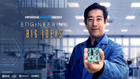 Global distributor Mouser Electronics and engineer spokesperson Grant Imahara take viewers to Silicon Valley in the final video in the Engineering Big Ideas series, part of Mouser's Empowering Innovation Together program. Imahara goes behind the scenes at Valley Services Electronics, a full-service manufacturer of custom printed circuit board assemblies (PCBAs). To learn more, visit www.mouser.com/empowering-innovation/Engineering-Big-Ideas. (Photo: Business Wire)
