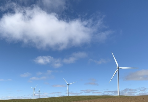 Prairie Breeze Wind Farm (Photo: Excelsior Energy Capital)