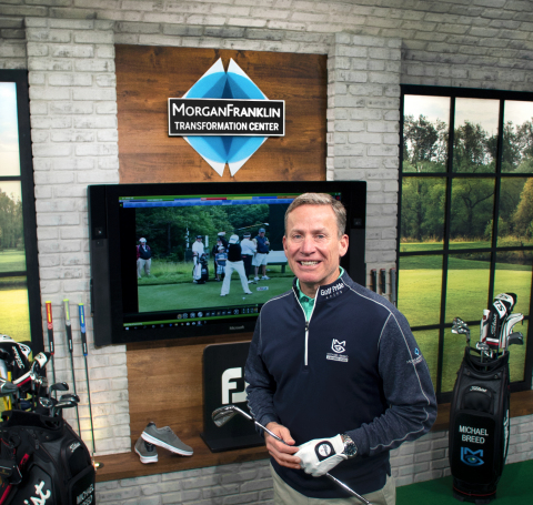 MorganFranklin Consulting and Michael Breed Announce Transformational Studio Partnership (Photo: Business Wire)