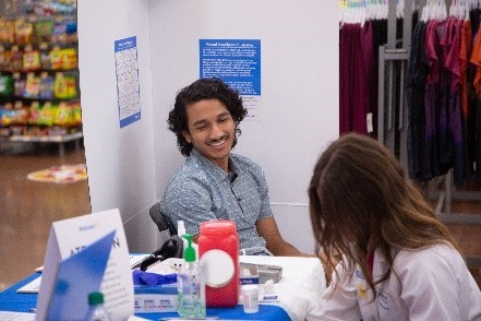 Walmart Hosts Free Wellness Event in Stores Across the Country on Saturday (Photo: Business Wire)