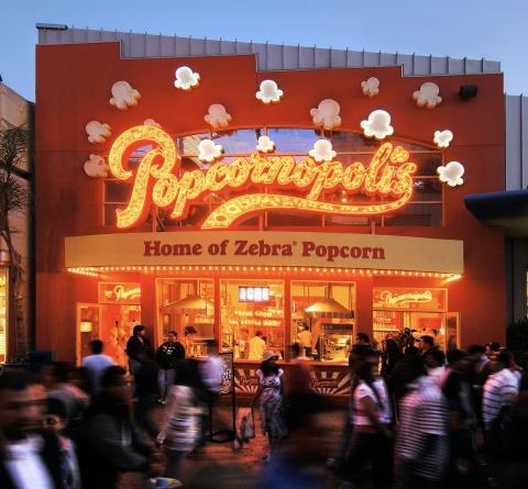 Celebrate National Popcorn Day with Popcornopolis (Photo: Business Wire)