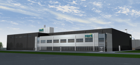The co-investment from Protein Industries Canada will allow Merit Functional Foods to create jobs at its state-of-the-art facility, which will be completed in late 2020. (Photo: Business Wire)